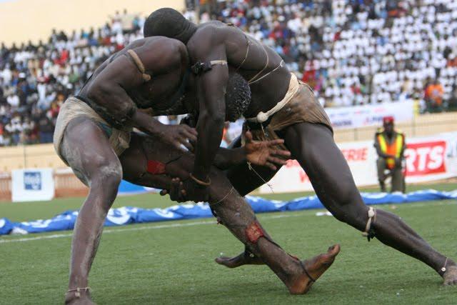 Le Sénégal compte 3500 lutteurs