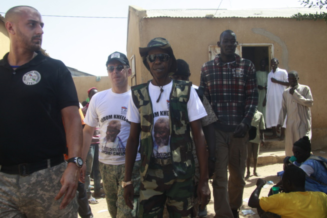 Port  illégal d'arme : Antonio, le garde du corps de Cheikh Amar à la Dic