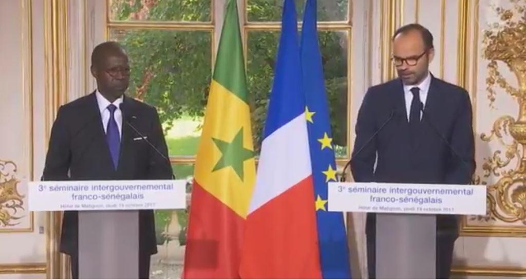 Séminaire intergouvernemental France-Sénégal : Une convention de financement entre l'Agence Française de Développement et le gouvernement sénégalais signée