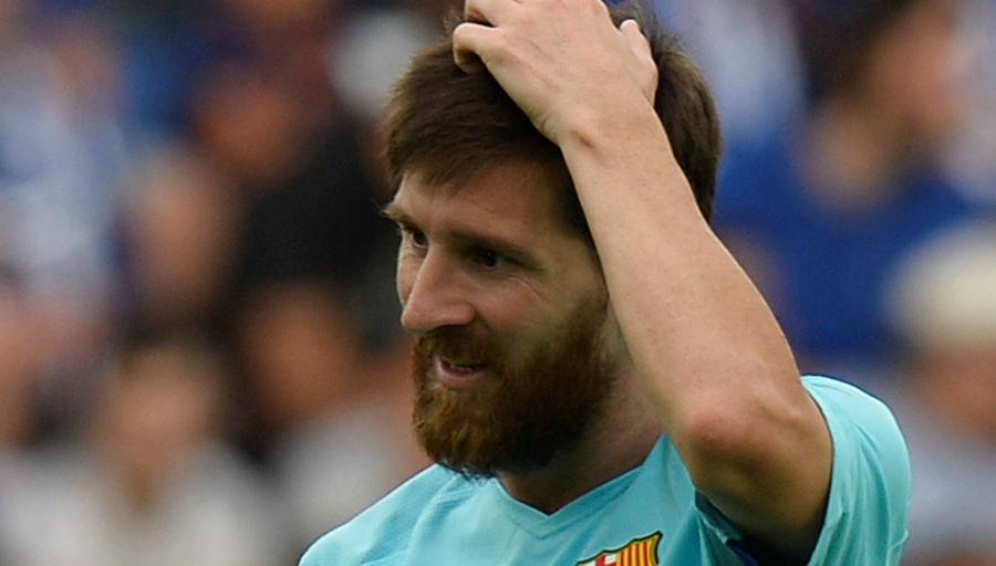 Barça: Messi cache du glucose dans sa chaussette (et le mange en plein match)