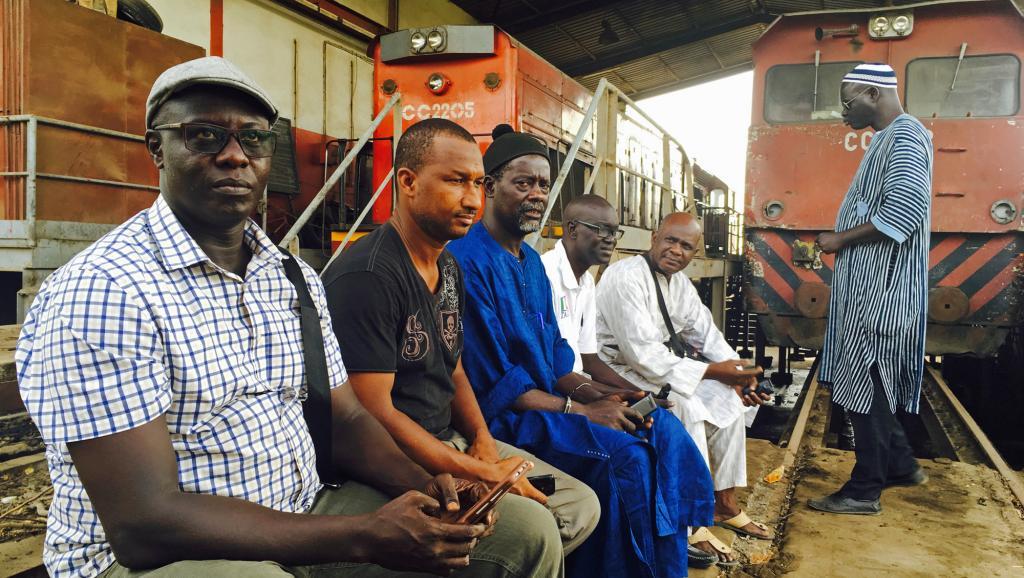 Les cheminots de la ligne Dakar-Bamako en grève