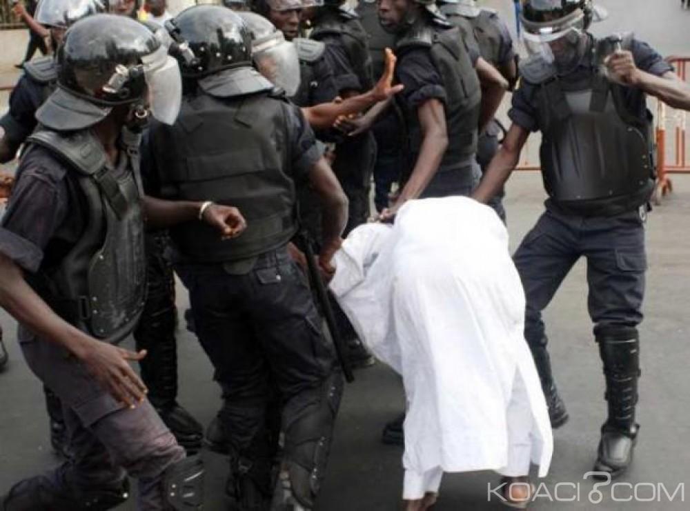 Rosso Sénégal : la police neutralise un terroriste
