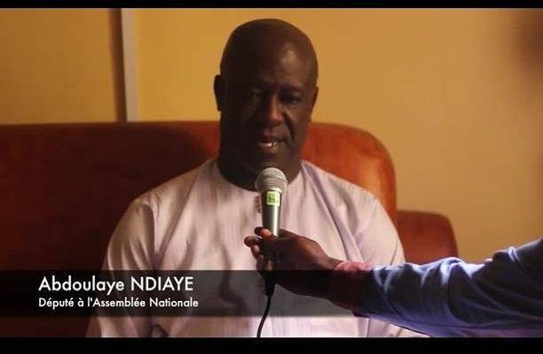 Abdoulaye Ndiaye, responsable de l'Apr, à Grand-Yoff: « 7 Sénégalais sur 10 sont pas contents du gouvernement »