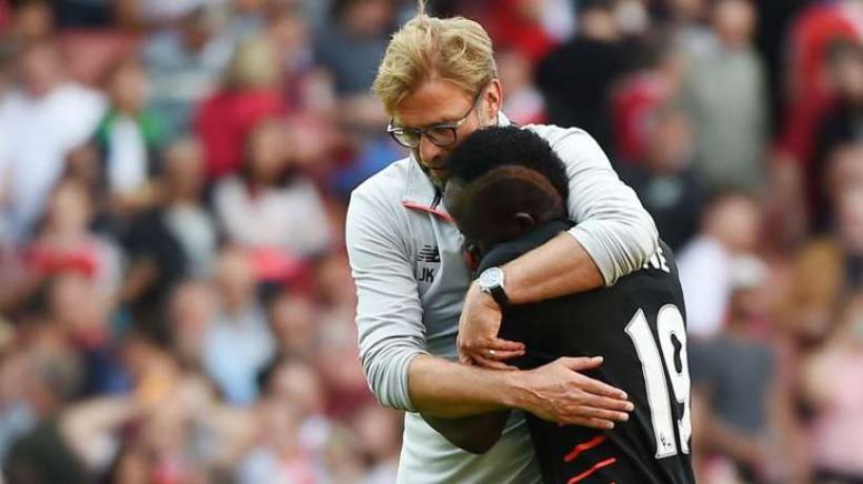 """Jurgen Klopp, manager de Liverpool : """"Je ne sais pas comment Aliou Cissé sait qu'il…"""""""