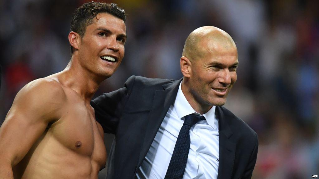 Cristiano Ronaldo, meilleur joueur de la saison 2016-17