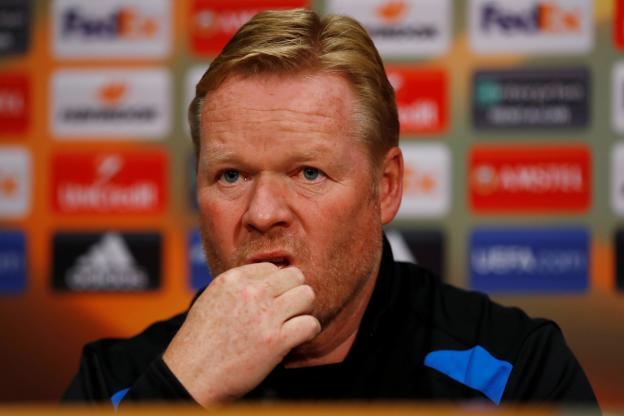 Officiel, Everton : Ronald Koeman licencié