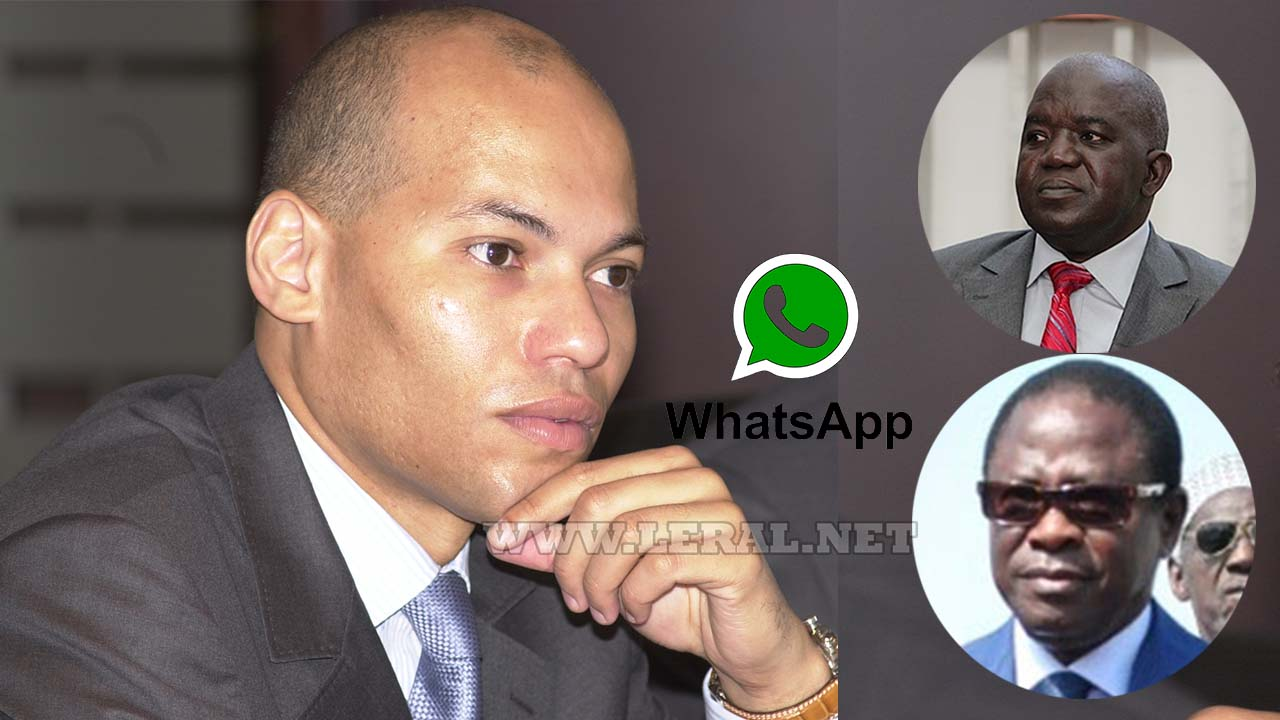 Karim Wade, « Président de WhatsApp» : Quand l'article L31 fait de RIMKA une «momie» politique  (décryptage Leral.net)