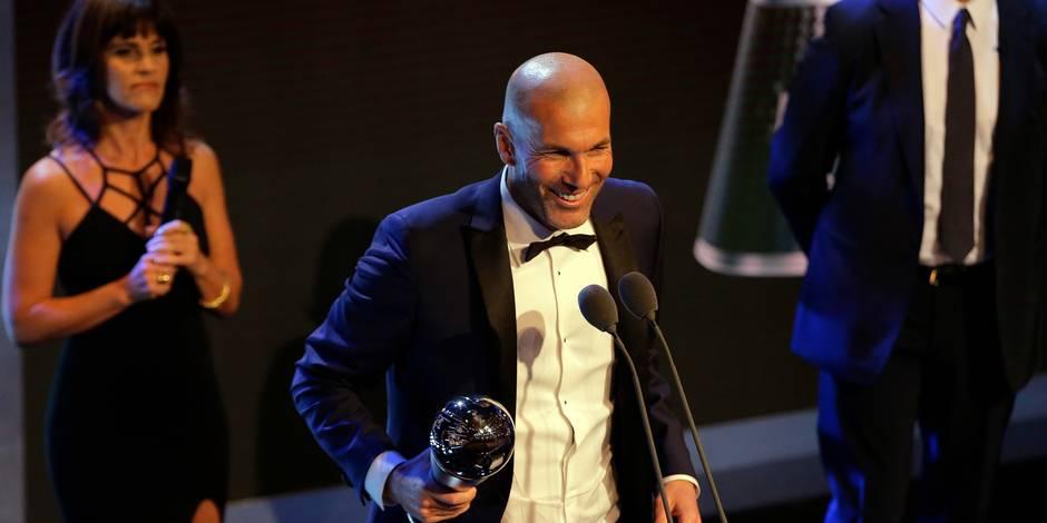 Zidane : « Je ne suis pas le meilleur entraineur du monde »