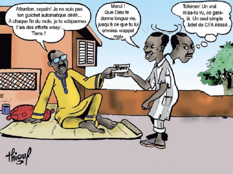 Dossier Ingratitude au Sénégal : Quand l'ingratitude s'érige en règle dans la société sénégalaise