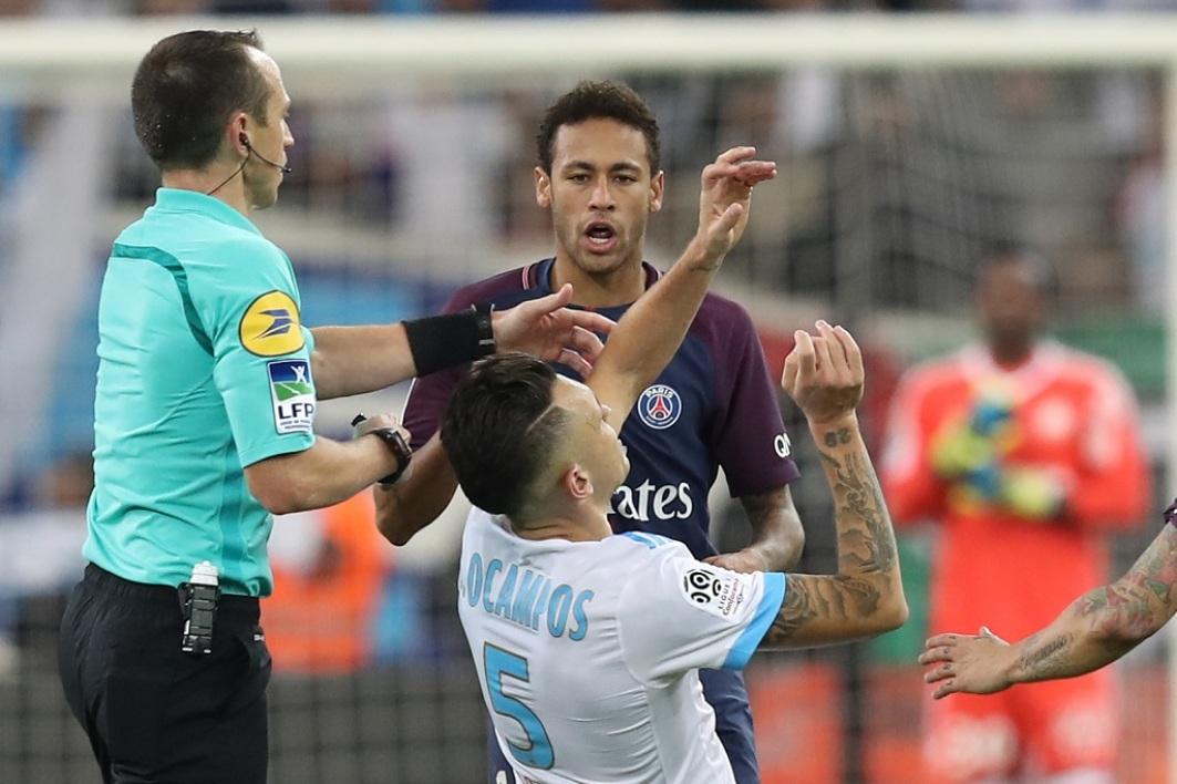 PSG: Neymar risque deux matchs de suspension