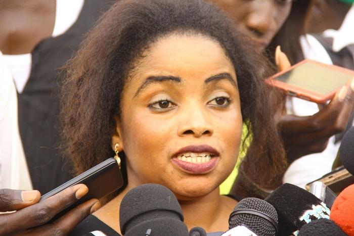 Aminata Diallo, chef de cabinet de Khalifa Sall : « Il faut que le procureur nous dise de quelle immunité il s'agit »