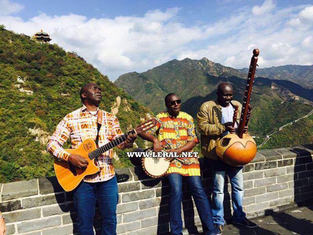 10 Photos: Tournée internationale des Frères GUISSE en Chine