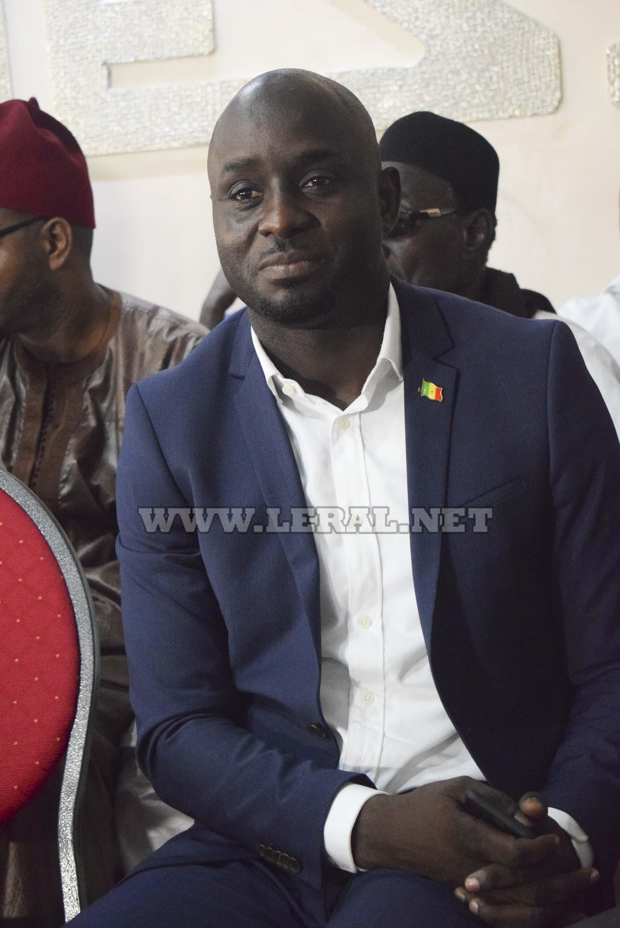 """20 Photos: Lancement officiel du Mouvement """"La République des Valeurs"""" de Thierno Alassane Sall"""