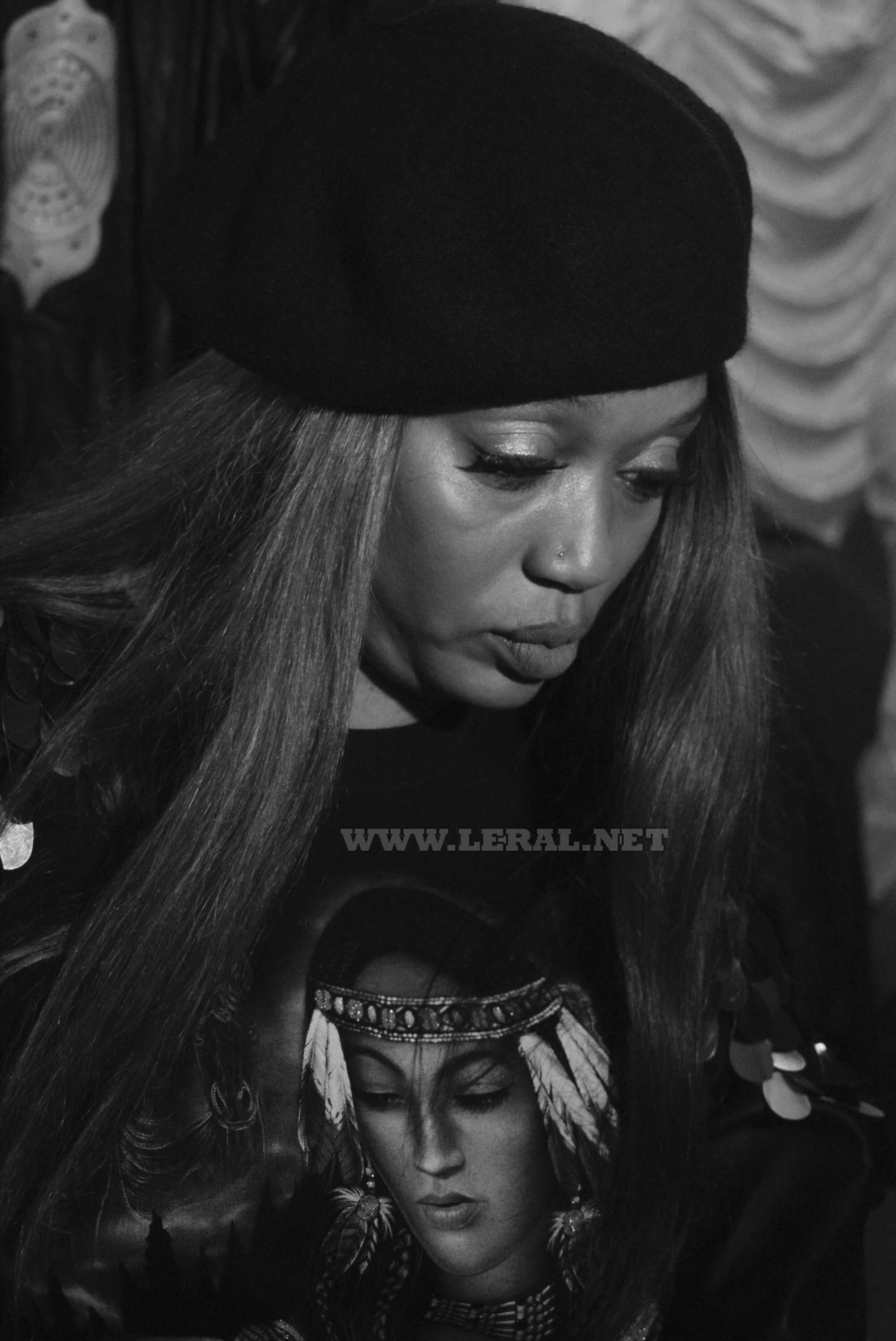 Photos Noir et Blanc: la preuve que les femmes sénégalaise sont belles