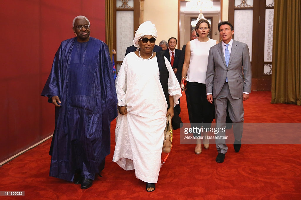 Louis Camara appelle le Jaraaf de Dakar, Allez-Casa, le 12ème Gaindé et les sportifs Sénégalais à soutenir massivement Lamine Diack