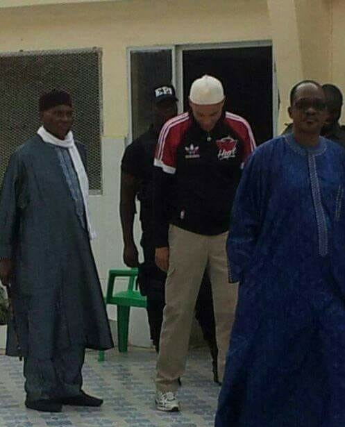 Arrêt sur image : Karim Wade pendant son séjour à la prison de Rebeuss