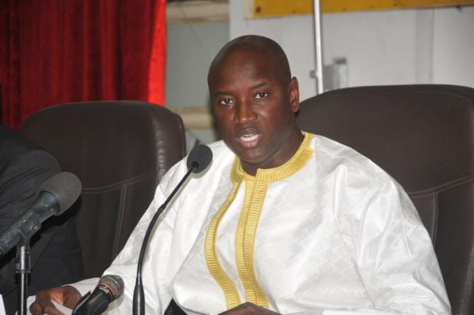Aly Ngouille Ndiaye : «Le communiqué de l'ambassade des Etats Unis n'était pas destiné à la presse, qui l'a amplifié»