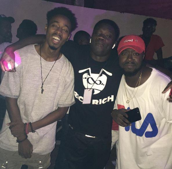 ( 15 Photos ) Les stars du Hip Hop Galsen étaient présentes au Show of the Year.