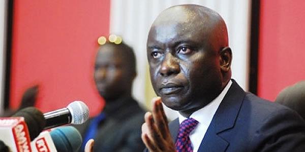 La déclaration de politique générale d'Idrissa Seck, introuvable