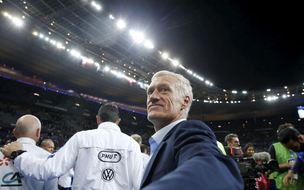 Equipe de France : Didier Deschamps prolonge jusqu'en 2020
