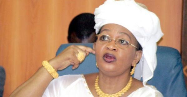 Aida Mbodji :« Trop c'est trop, je voterai contre la levée de l'immunité de l'Honorable député Khalifa Sall »