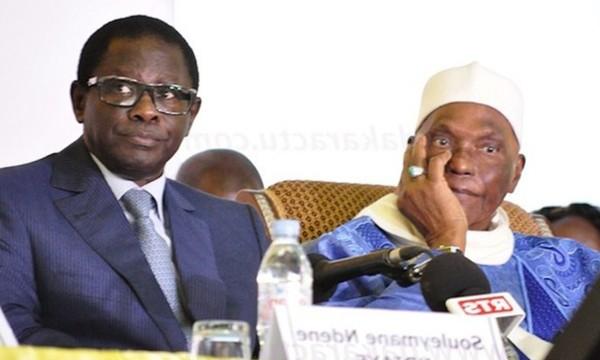 Abdoulaye Wade - Pape Diop : Le clash évité de justesse