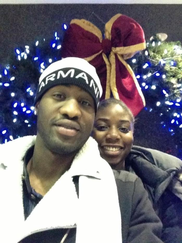 Photos : Ndèye Sokhna Ndour et Dame Amar, un couple fou amoureux