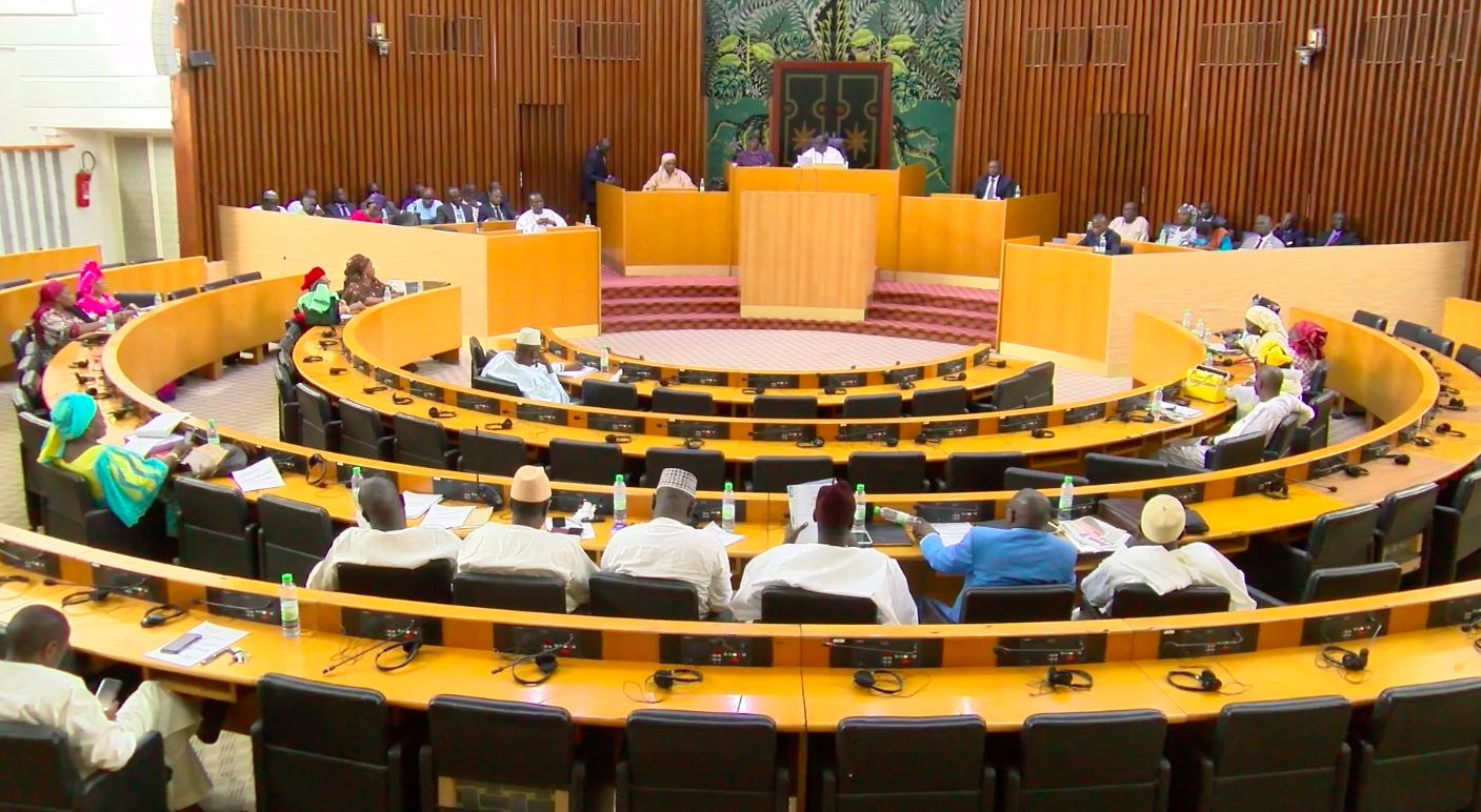 Assemblée nationale : l'opposition boycotte l'installation de la commission ad hoc