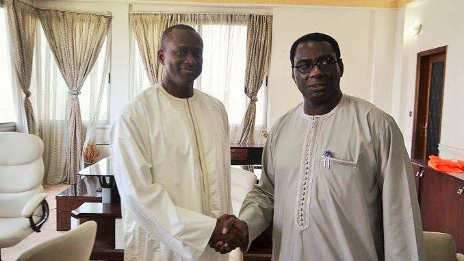 Port autonome de Dakar : Le successeur de Cheikh Kanté a trouvé de nouveaux soutiens