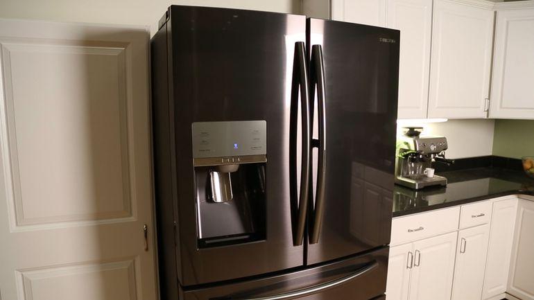 Achetez le dernier réfrigérateur Android de Samsung