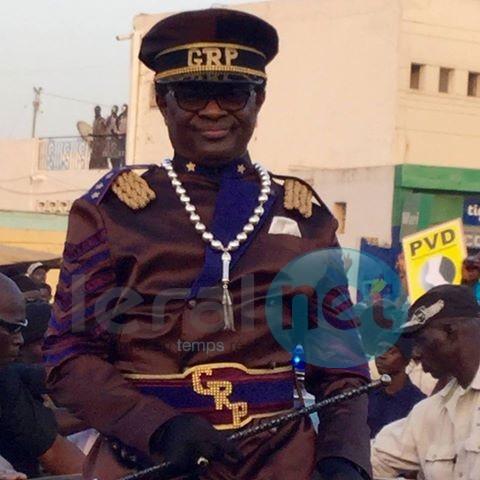 Au cours d'une parade à Thiès, Serigne Modou Kara fait de grosses révélations sur Talla Sylla et Idrissa Seck