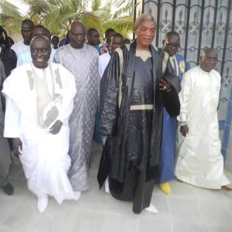 Touba 2017: Serigne Abdou Karim Mbacké salue le courage d'Idrissa Seck