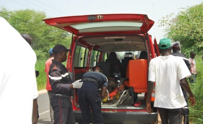 Magal Touba : Nouvel accident mortel à Bambey