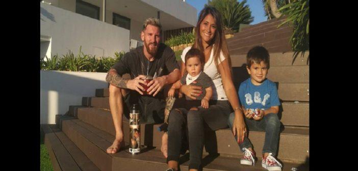 Lionel Messi: son épouse révèle le sexe de leur troisième enfant
