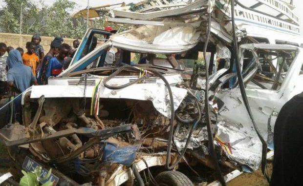 Urgent: un nouvel accident fait 14 morts sur la route du Magal