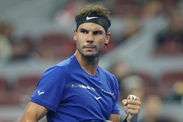 Rafael Nadal semble déterminé à jouer le Masters. (Reuters)