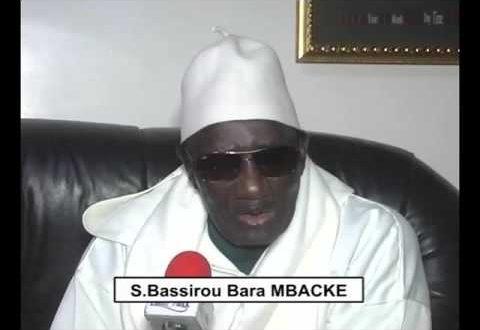 Serigne Bass Bara, vice-Khalife général des Mourides : «Le Sénégal traverse une profonde crise des valeurs »