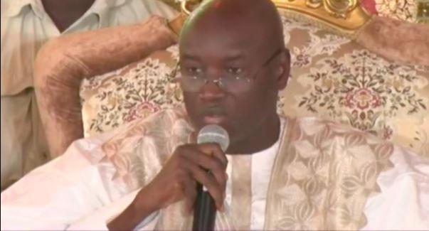 """A Touba, Aly Ngouille Ndiaye sollicite des prières pour le démarrage du """"dialogue politique"""""""