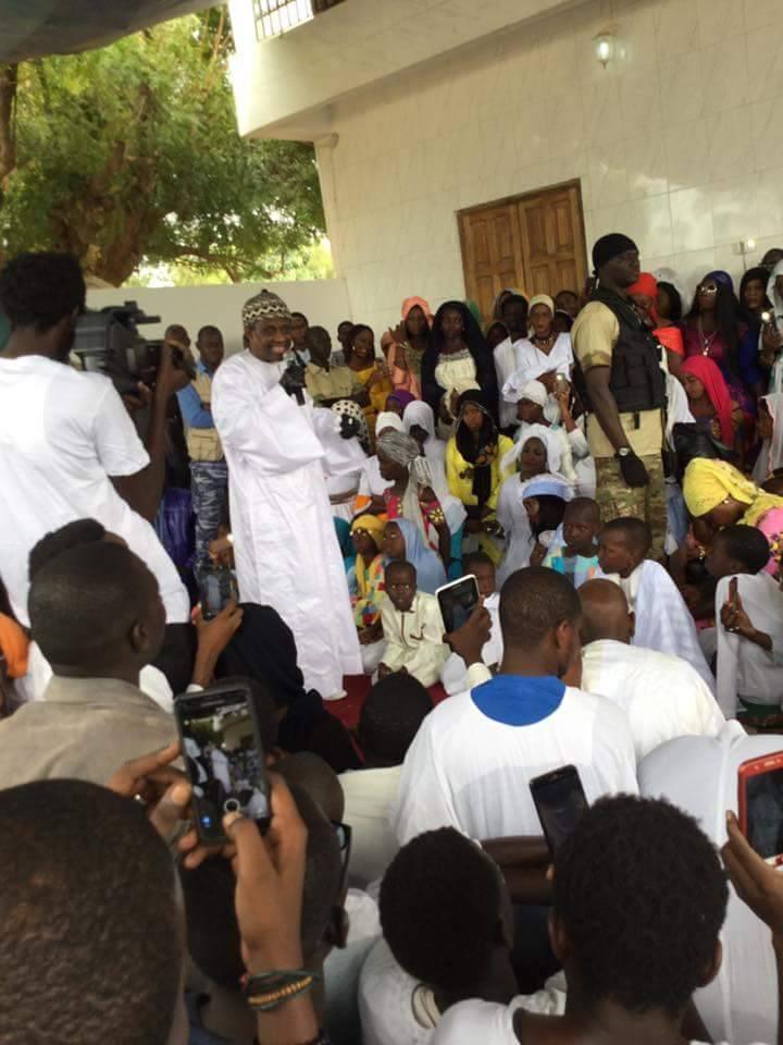 Images Magal 2017 chez Serigne Modou Kara Mbacké à Darou Mousty