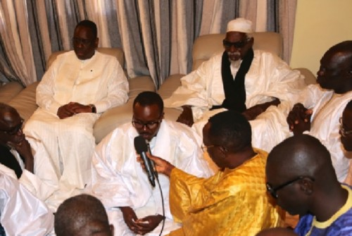 Le Khalife général des Mourides sermonne les hommes politiques : «On ne peut pas développer ce pays, si on pose des actes… »