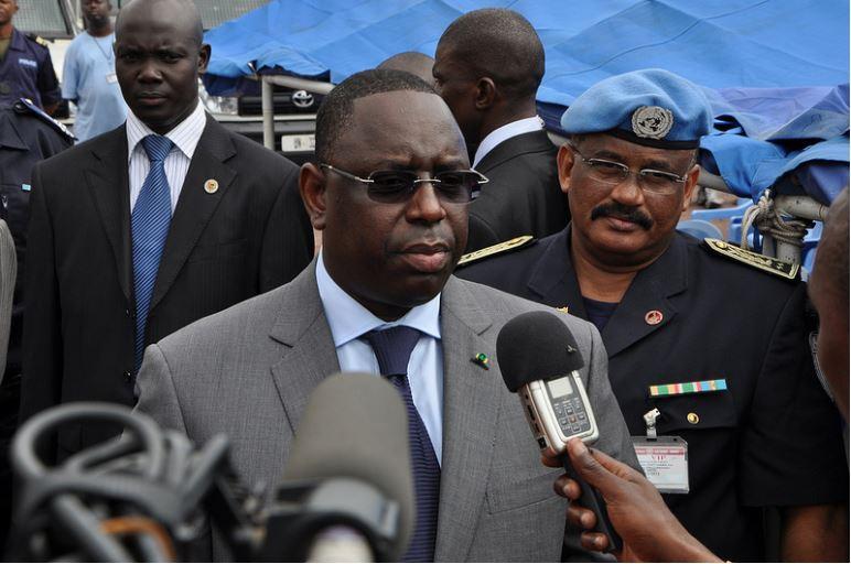 L'Etat a dépensé 130 milliards de francs CFA pour déployer des soldats à l'étranger (Macky Sall)