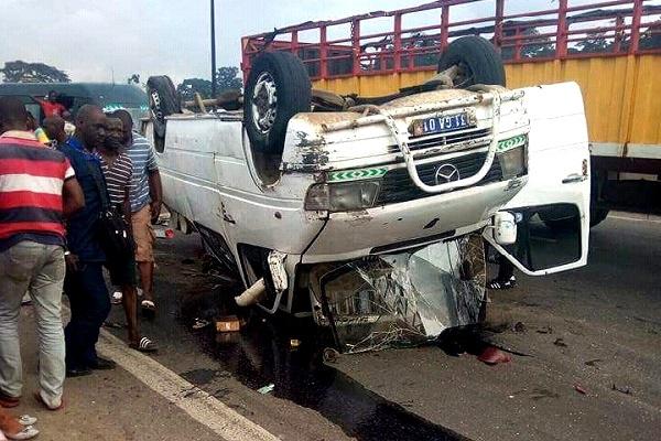 Linguère : Un nouvel accident fait deux morts et huit blessés