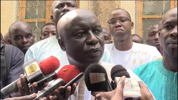 """CM 2018: Message de félicitations du président Idrissa Seck aux """"Lions"""""""