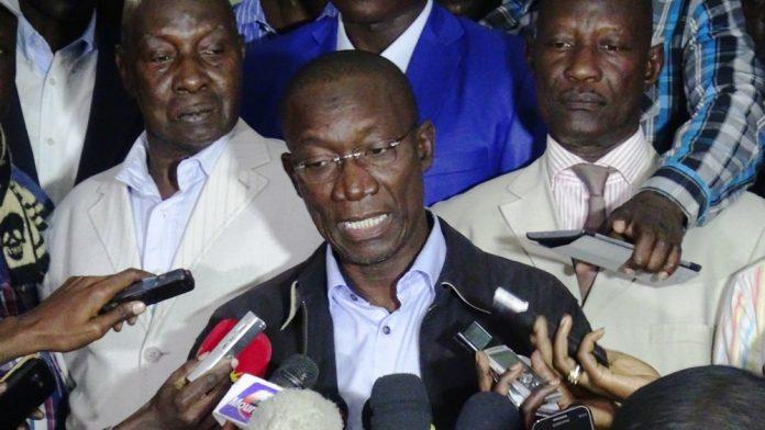 Me Amadou Sall : «c'est un mensonge d'Etat, le Gouvernement n'a récupéré aucun sou de Karim Wade»