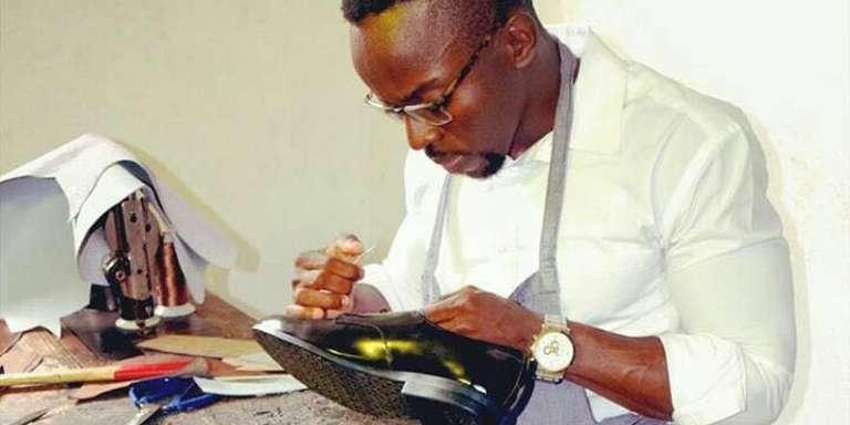 Vidal Kenmoe, un tireur d'élite de l'armée britannique devenu maître bottier à Douala