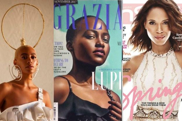 Quand les magazines se sont permis de blanchir ou effacer les cheveux des femmes noires en couvertures