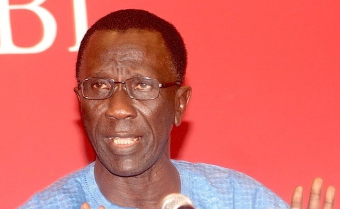"Coalition ""Macky 2012"" : Moustapha Fall Ché se retire"