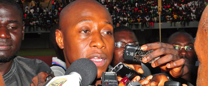 Kalidou Fadiga: « Sadio Mané n'est pas un n°10, moi j'ai été… »