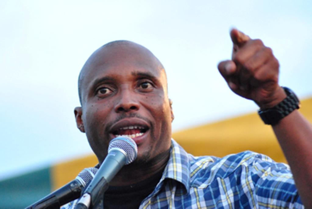 Barthélémy Dias dit non au dialogue