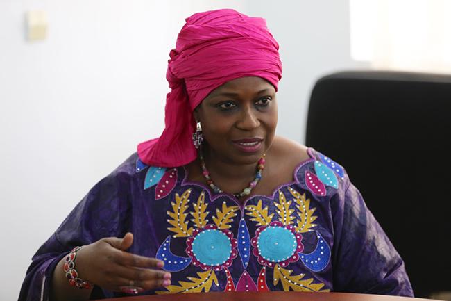 Innocence Ntap Ndiaye, présidente du Haut conseil du dialogue social : « il ne peut pas avoir de performance économique, s'il n'y a pas de performance sociale »